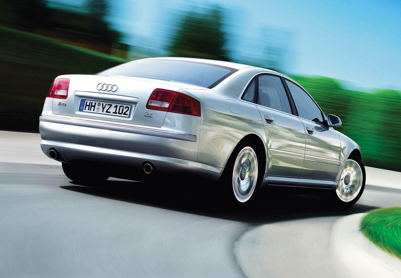2002 Audi A8 D3 Audi A8 2002 01 B