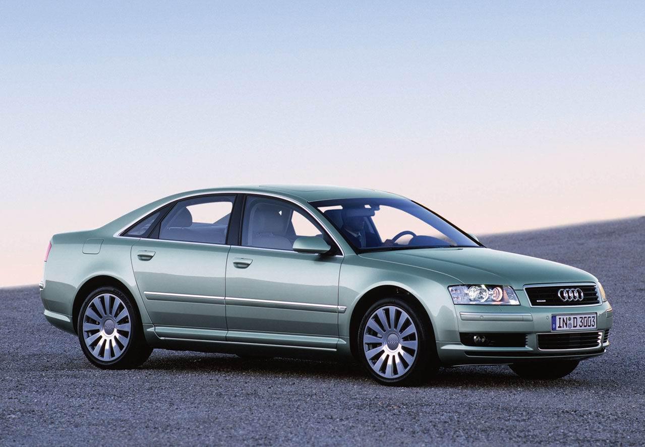2003 Audi A8 D3 Audi A8 2003 01 B