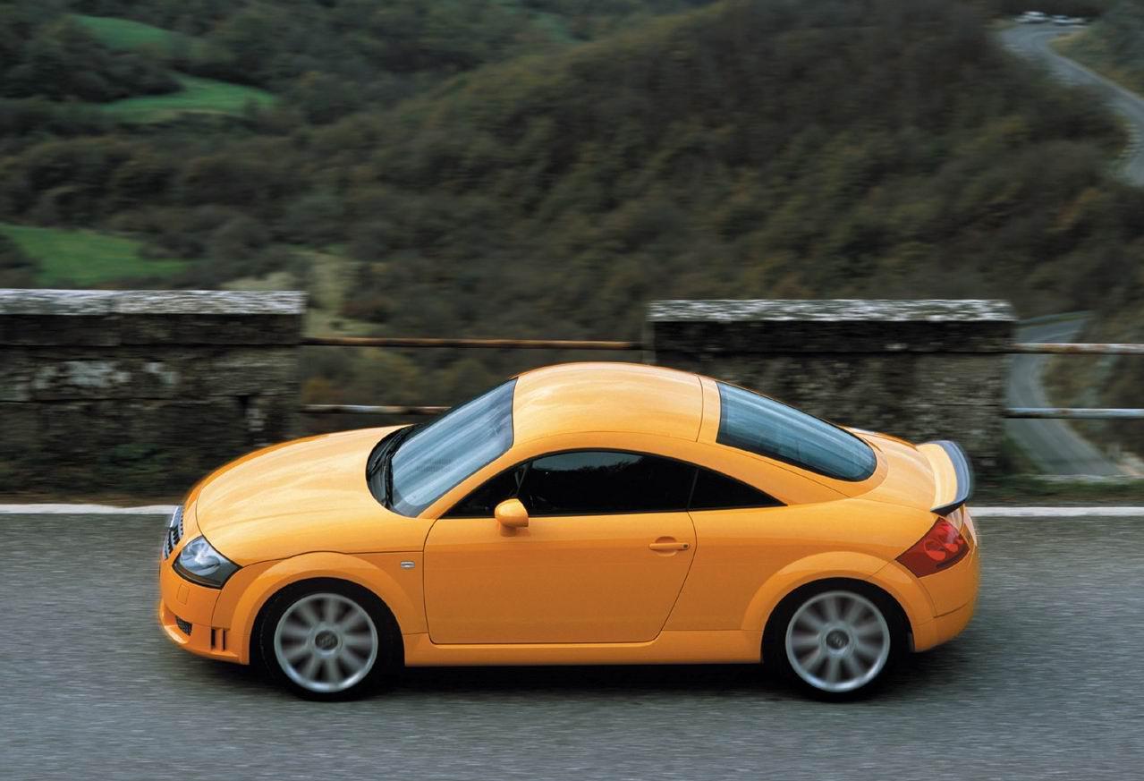2002 Audi Tt 8n
