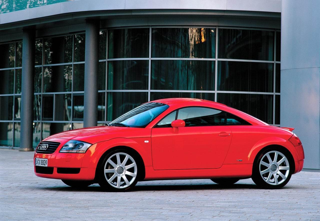 2001 Audi Tt 8n