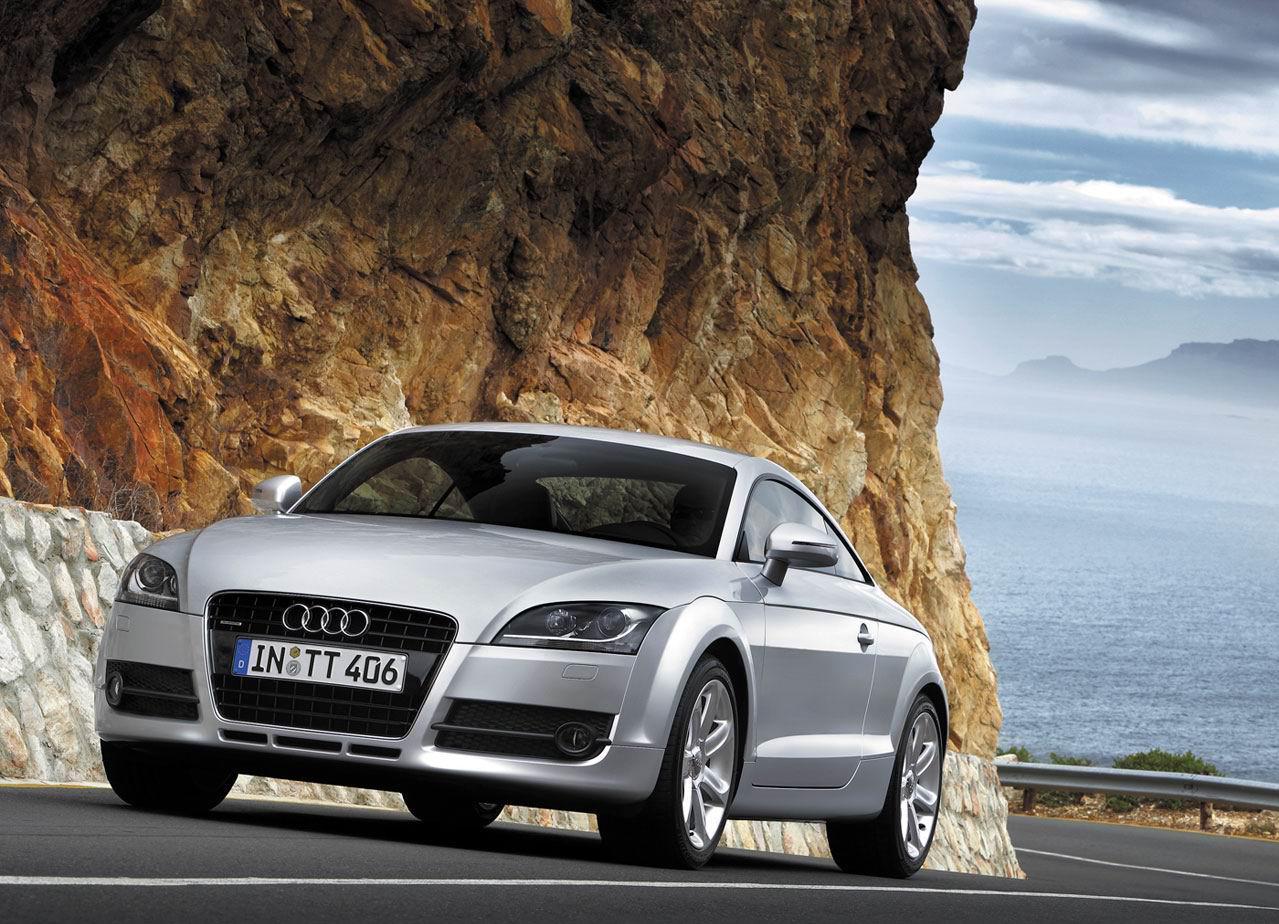 Audi TT Coupe (2006)