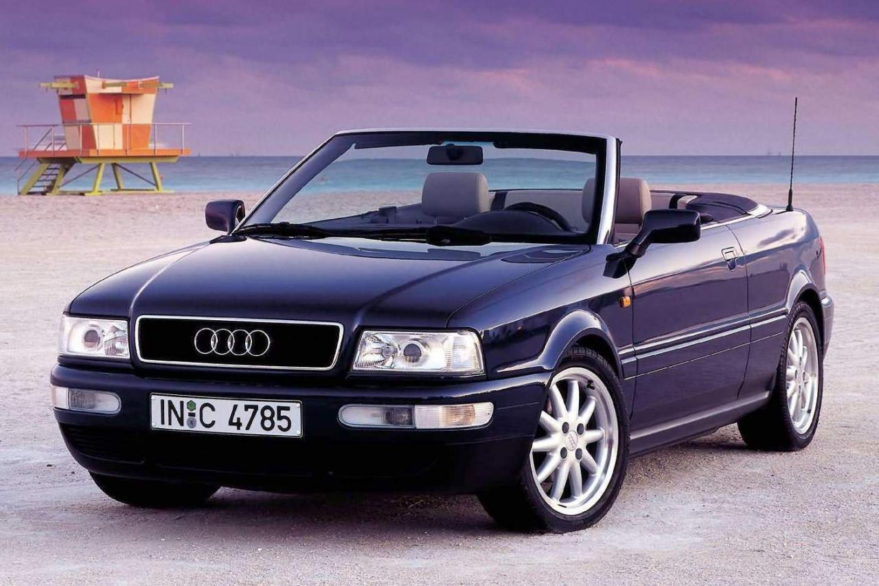 1998 audi a4 b5 cabrio audi a4 cabriolet 1998 01. Black Bedroom Furniture Sets. Home Design Ideas